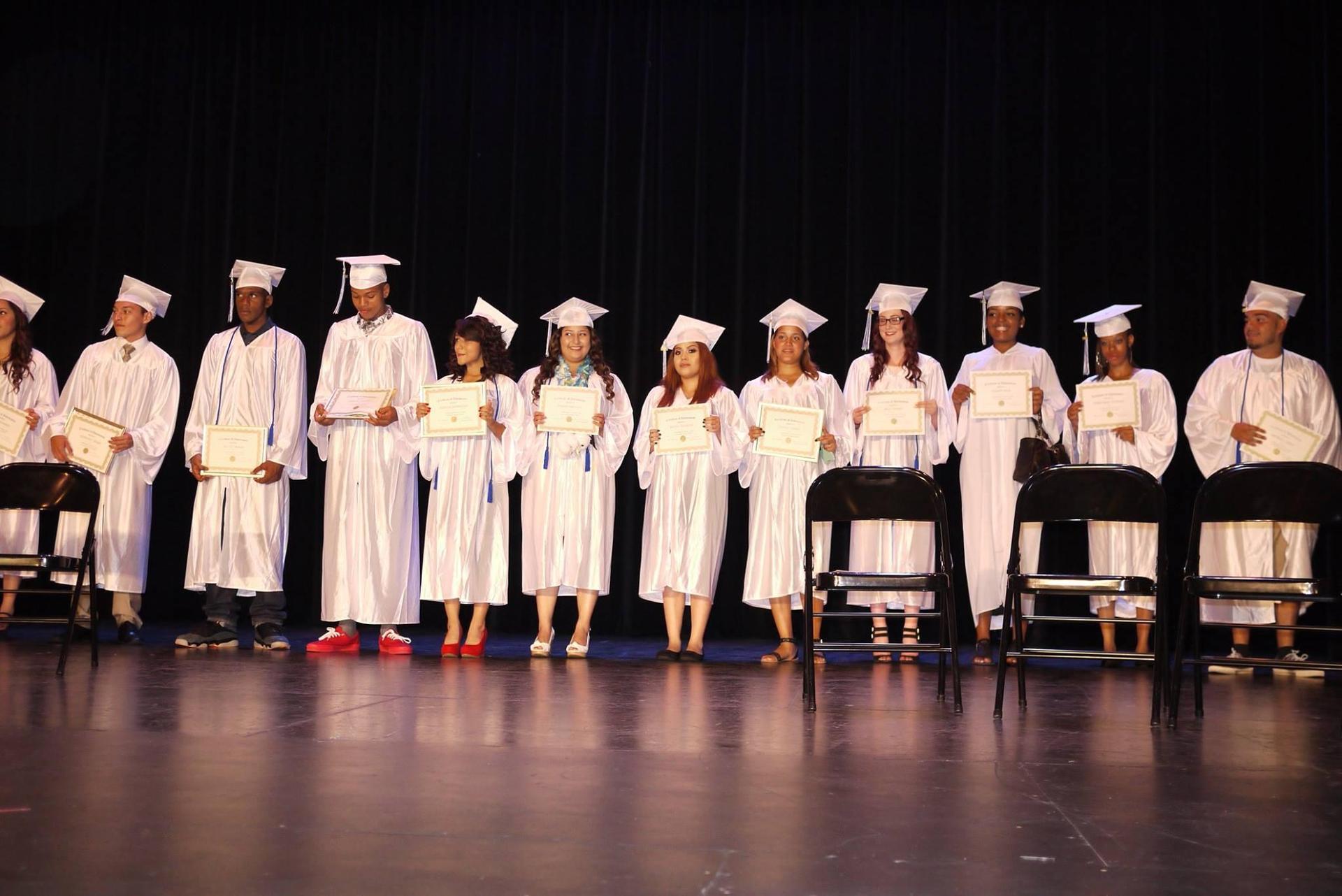 San Bernardino Class of 2015
