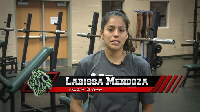 Congratulations Classroom Champions: Larissa Mendoza Thumbnail Image