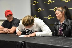 martin signing