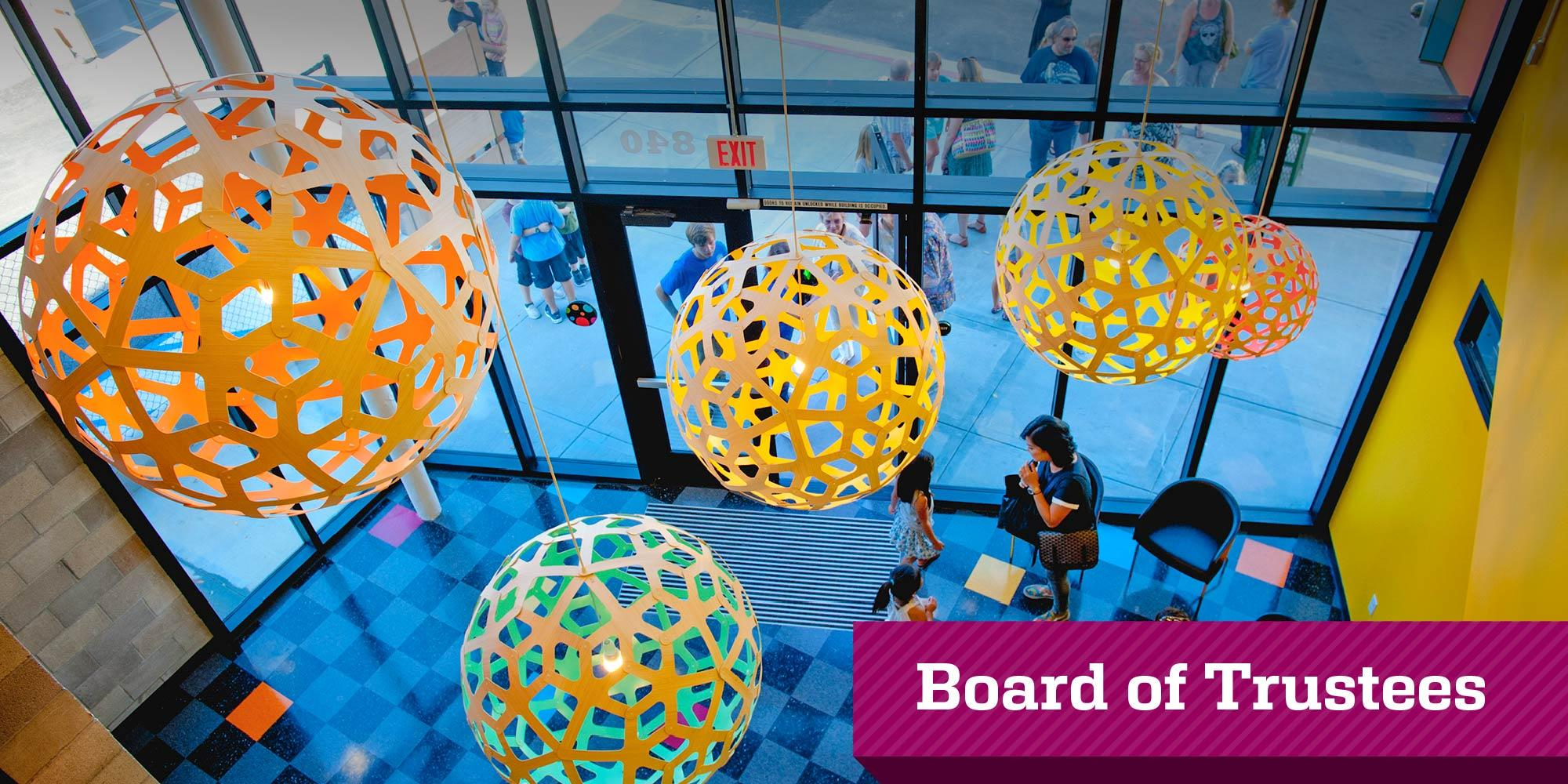 Urban Discovery Board of Trustees