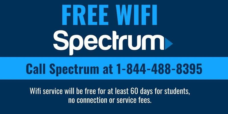 Free WiFi from Spectrum! Featured Photo