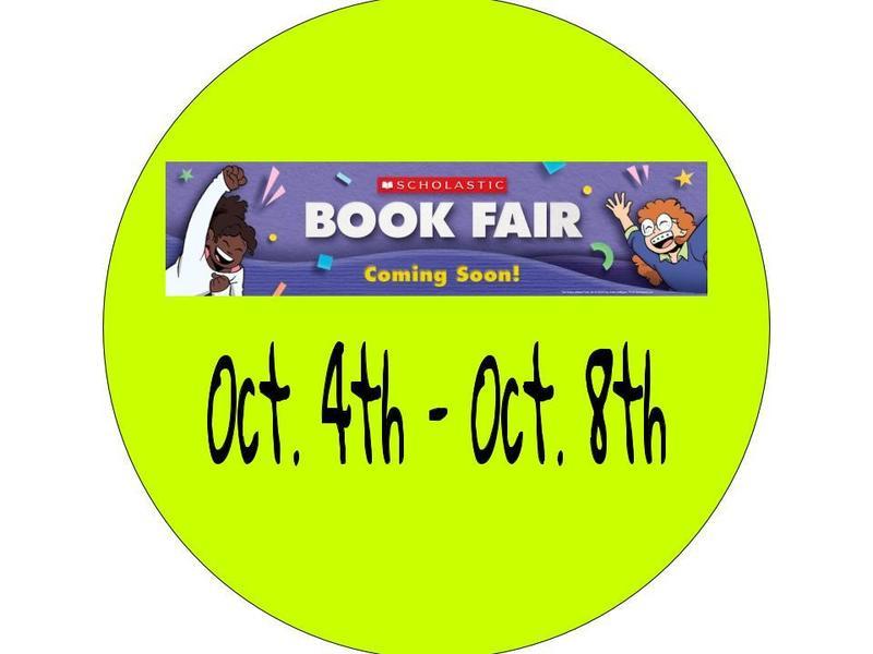 Book Fair - Coming soon Featured Photo