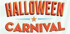 Halloween Carnival sign