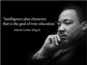 MLK Education