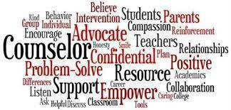 Counselor Word Cloud