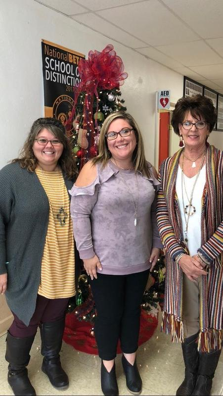 Hickory Flat School Teacher of the Year Featured Photo