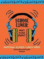 National School Lunch Week October 14-18