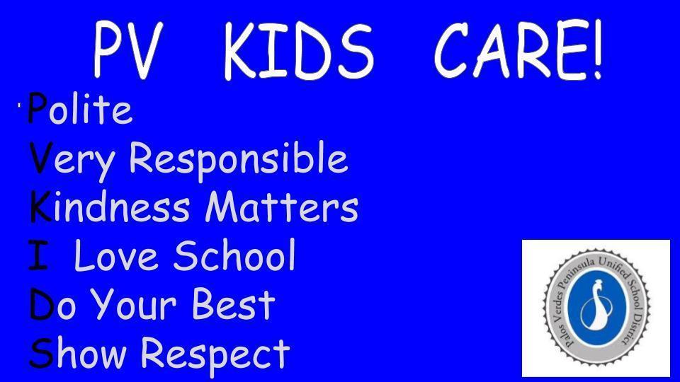 PV KIDS CARE!