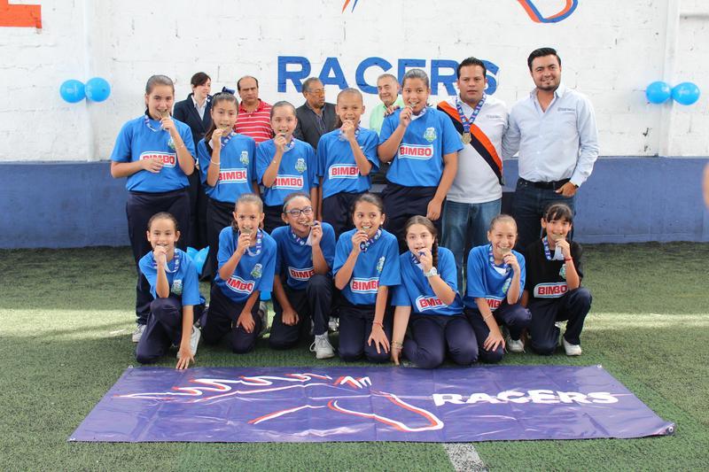 ¡Ganadoras Copa Bimbo Regional y Estatal! Featured Photo