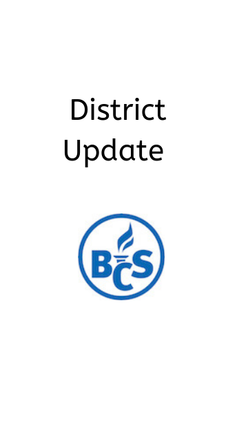 district update logo