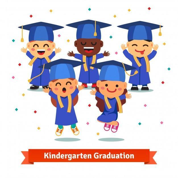 kinder graduation may 26th