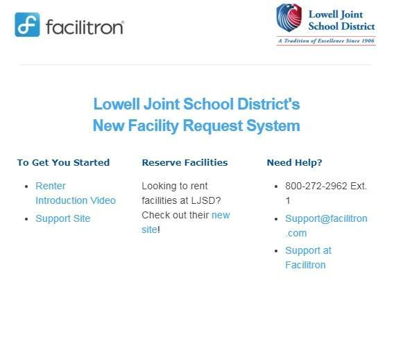 You can now rent any of Lowell Joint Facilities through Facilitron! Featured Photo