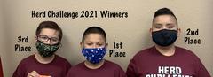 Herd Challenge 2021 Winners