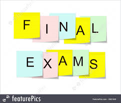 final exams image