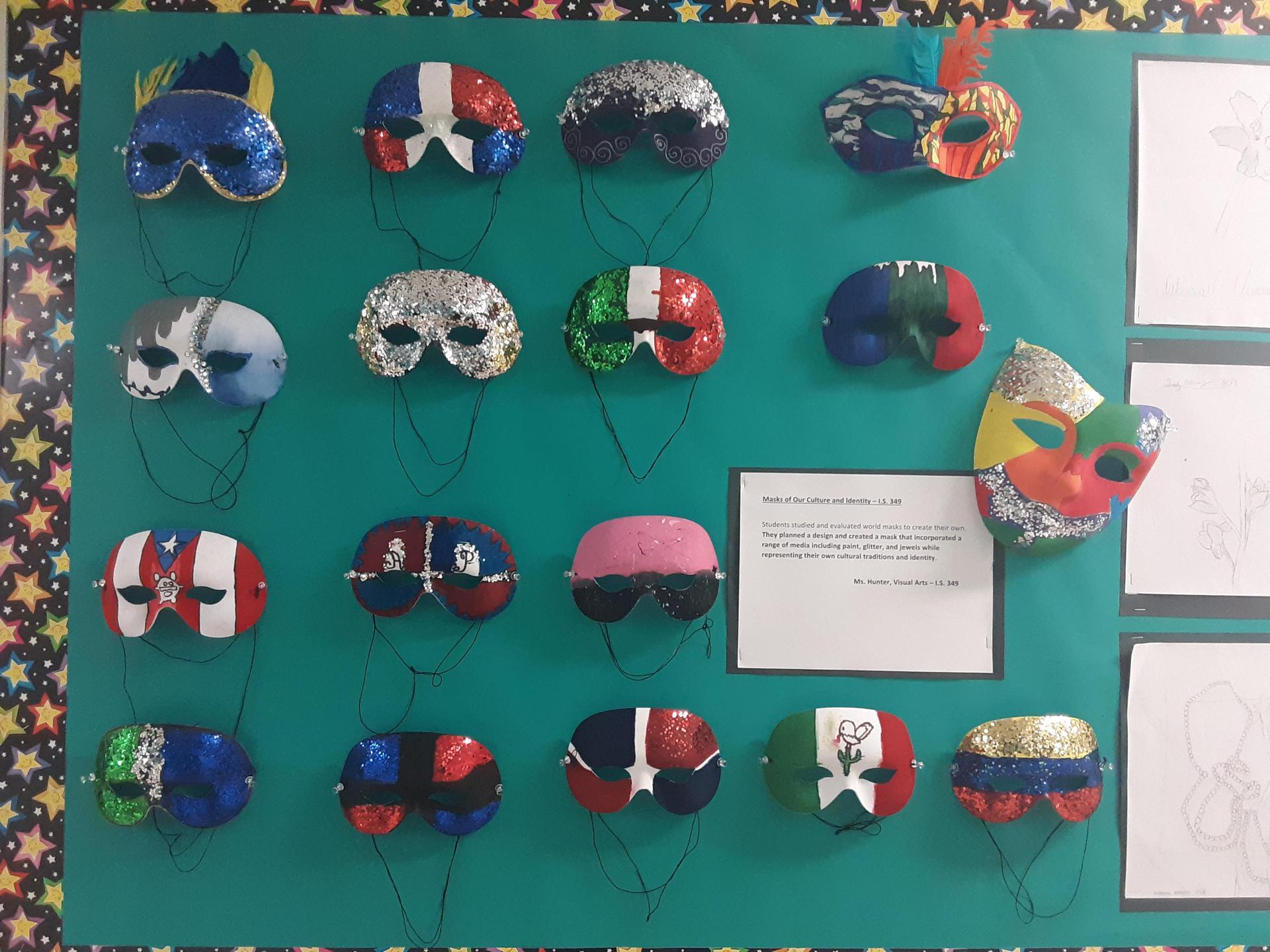 Carnival Masks - International