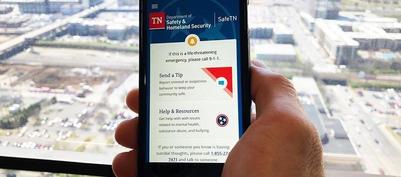 SafeTN App Thumbnail Image