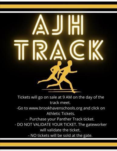Track Meet Info Featured Photo