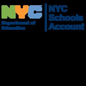 NYCDOE Schools Account Logo