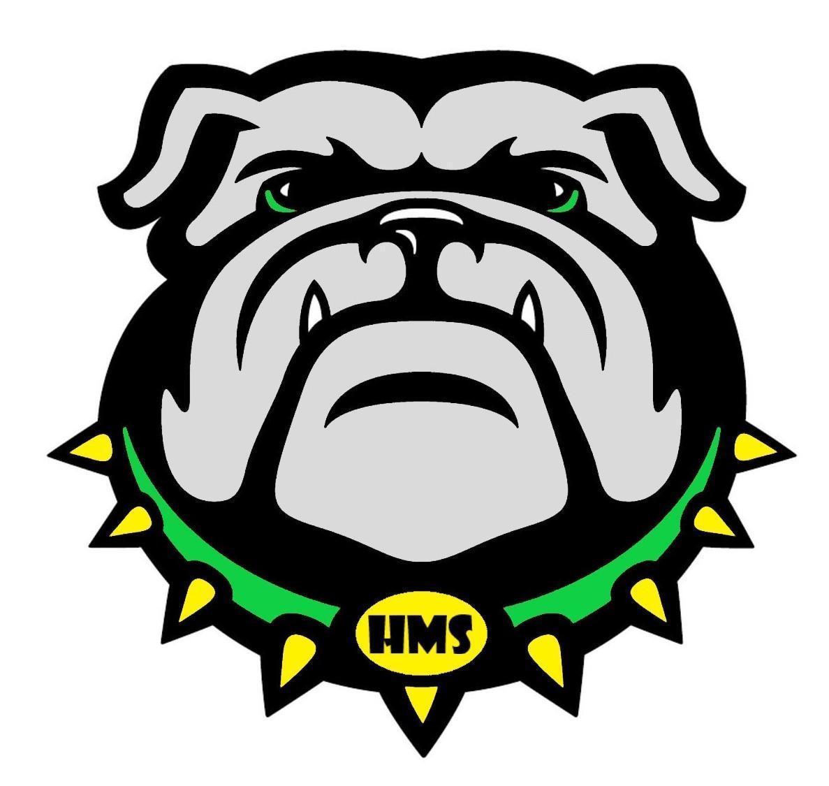 Go Bulldogs! Logo