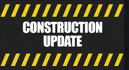 CONSTRUCTION/FALL SPORTS UPDATE Thumbnail Image