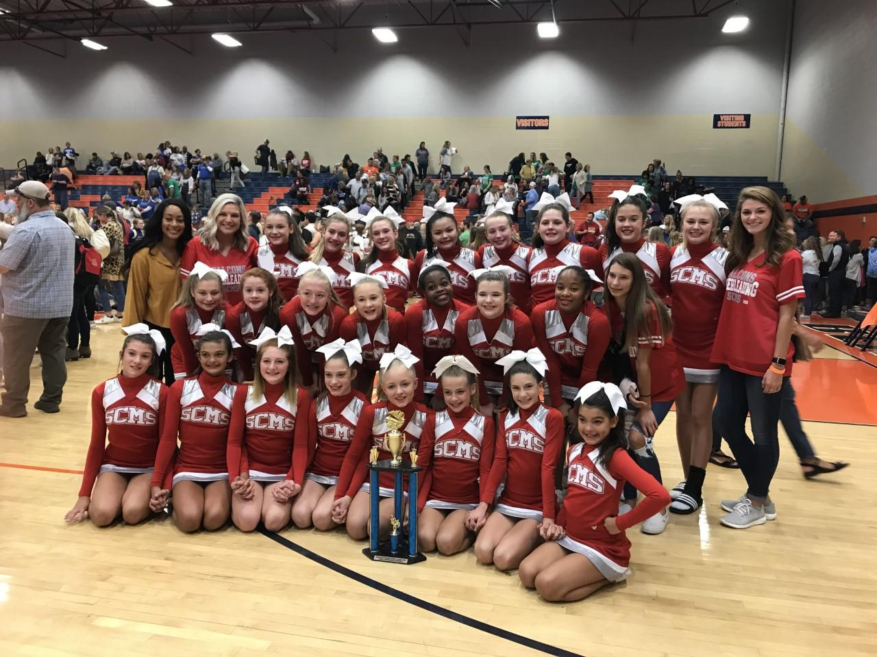 Middle TN Cheer Classic Team Photo