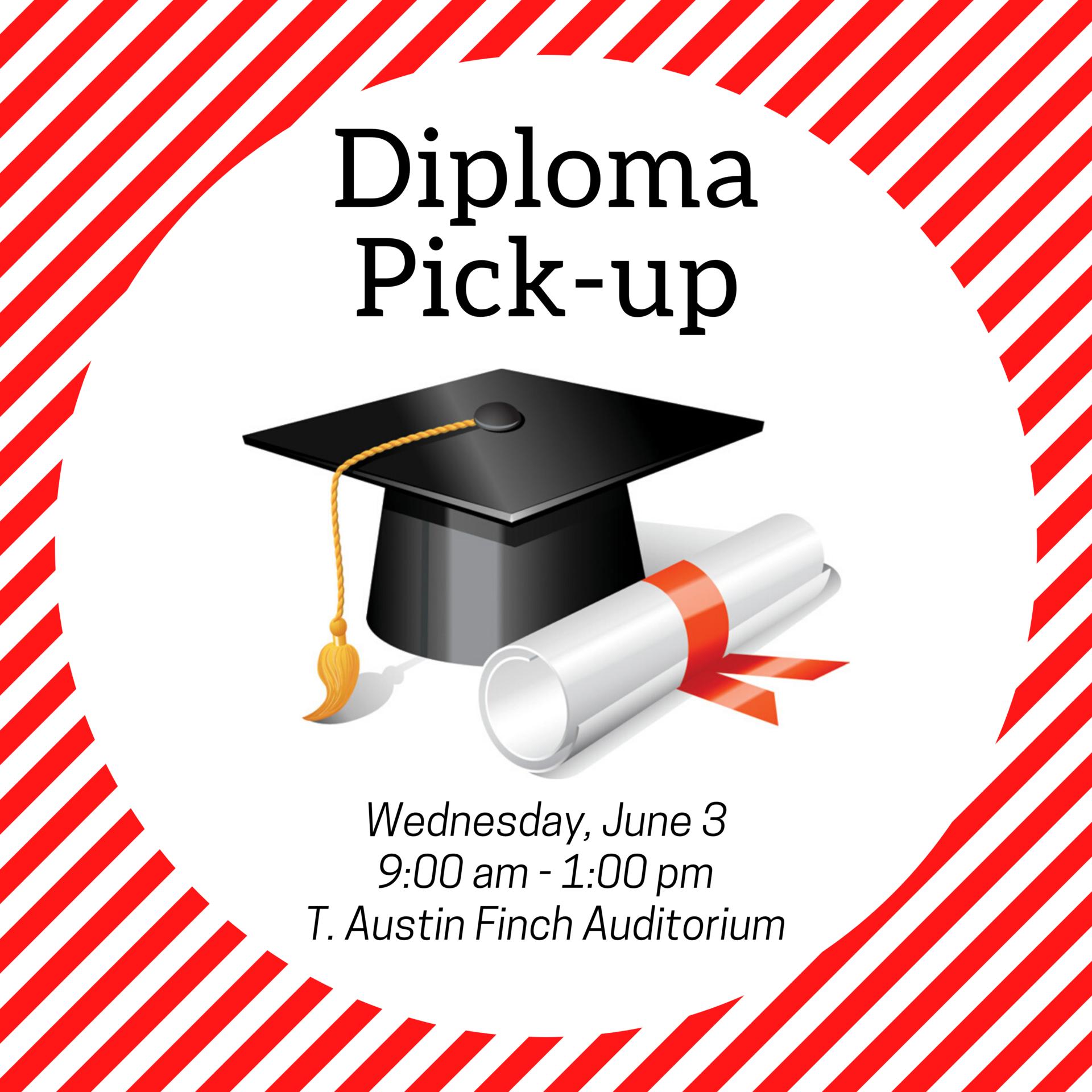 Diploma Pick-up