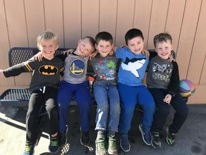 Preschool Kids 2020