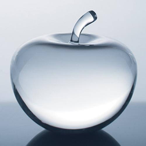 Crystal Apple Graphic