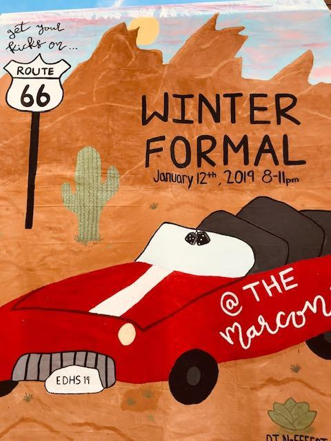 GET YOUR KICKS ON ROUTE 66 - WINTER FORMAL 2019 Thumbnail Image