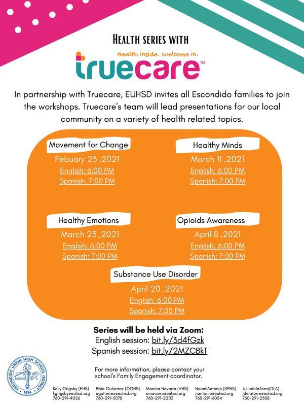 truecare series