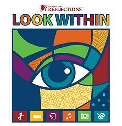 PTSA Reflections 2019-2020 logo