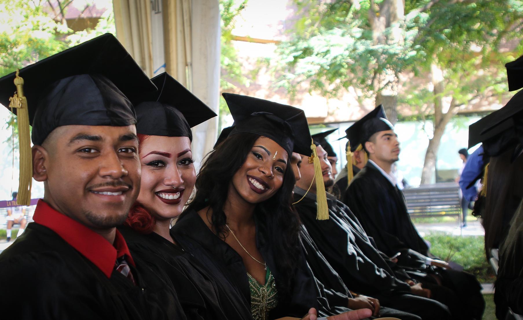 South LA grads