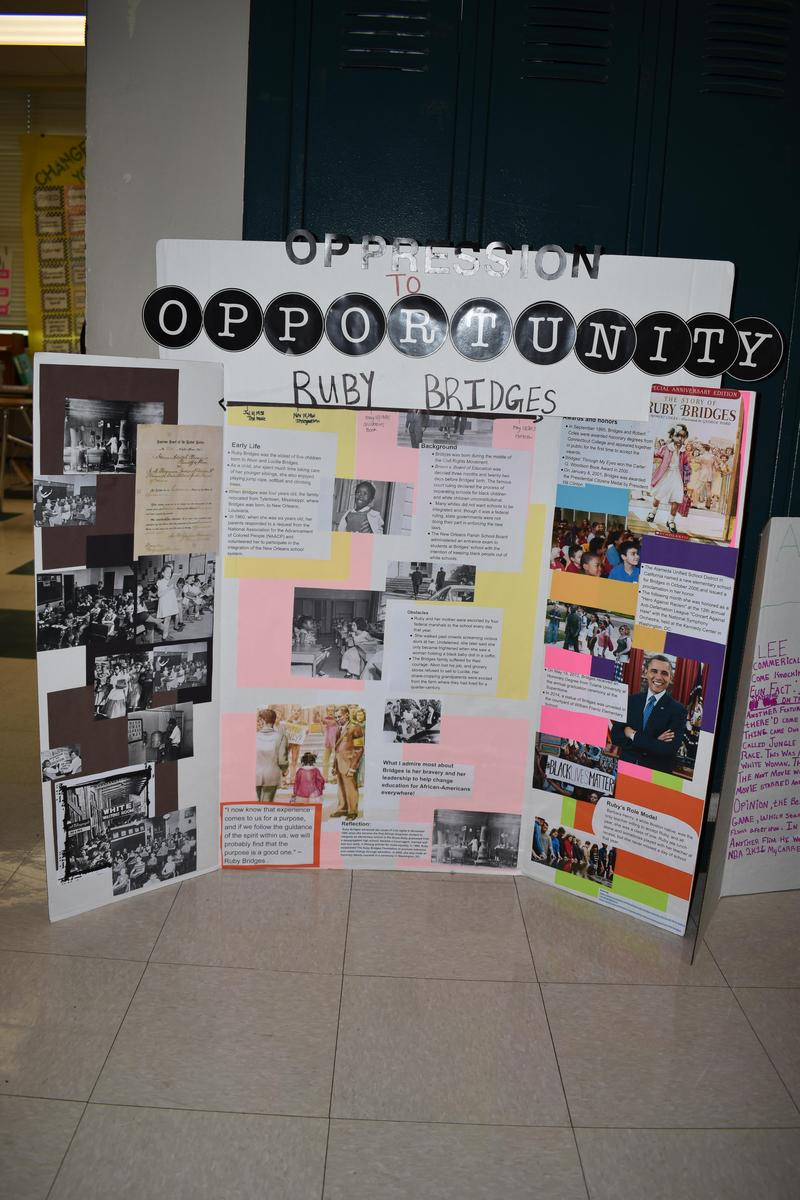 McComb High School Celebrates Black History 2020