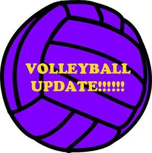Volleyball Update!!!!!