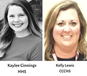 New HHS and CCCHS volleyball coaches