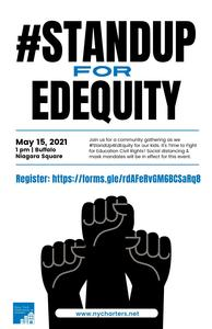 Stand up for Ed Equity