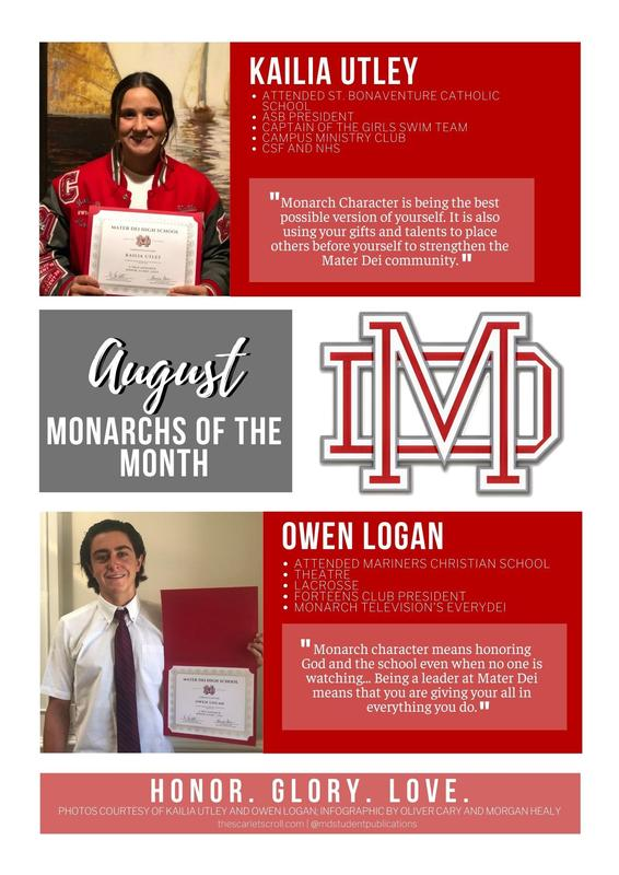Monarchs of the Month of August! Featured Photo