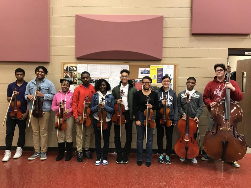 2019 Mississippi All-State Orchestra Featured Photo