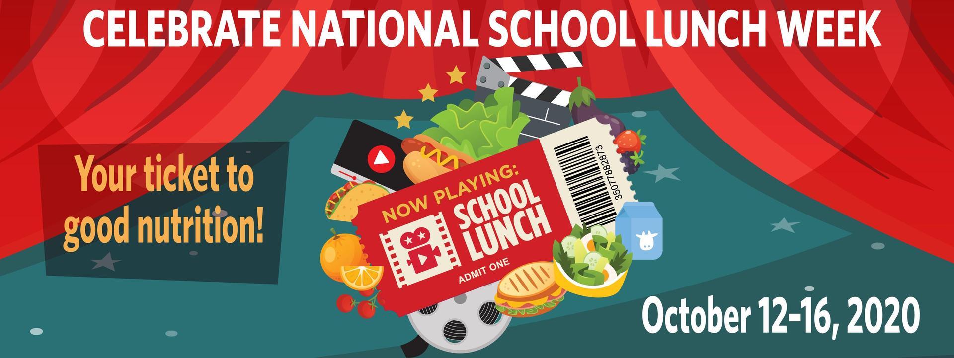 National School Lunch Week photo