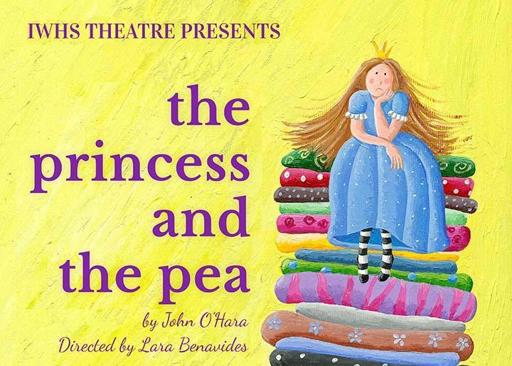 Princess in the Pea Theater performance