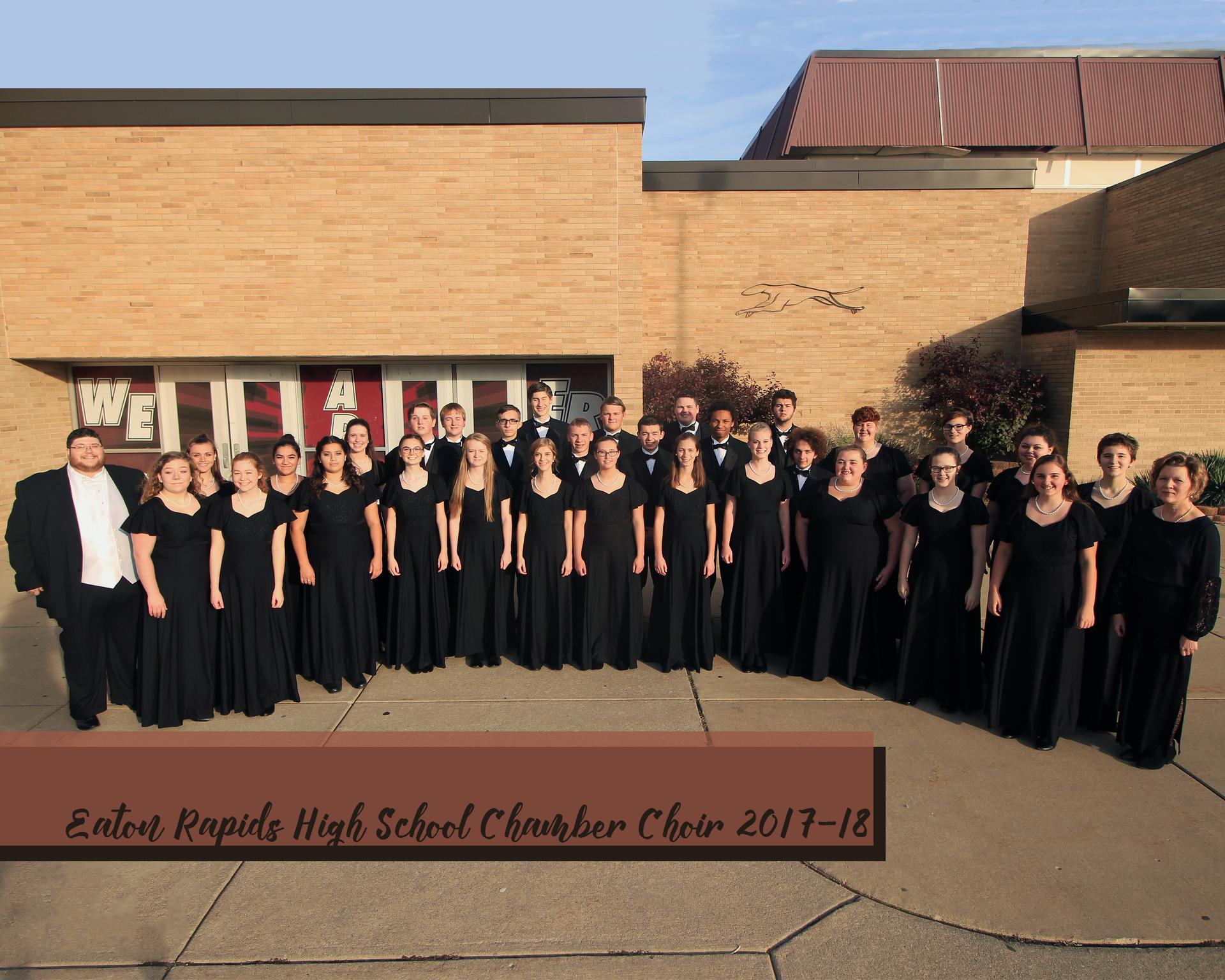 2017-2018 Chamber Choir