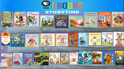 PBS Story Time Videos