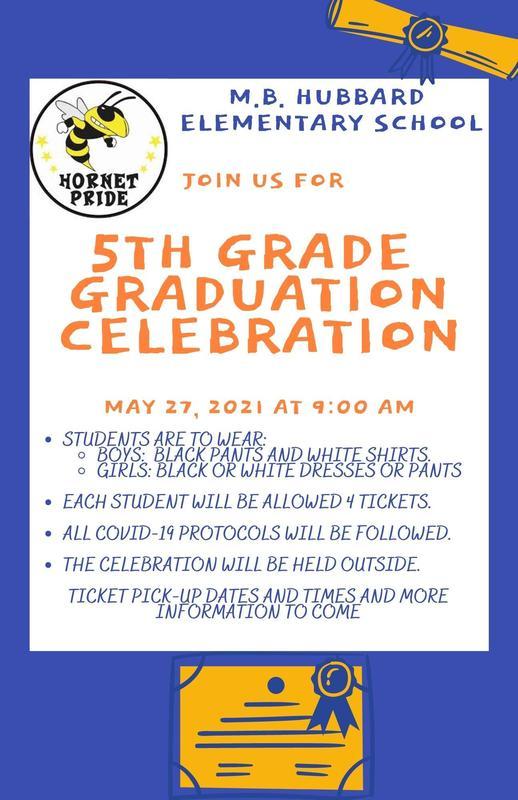 5th Grade Graduation Celebration Featured Photo