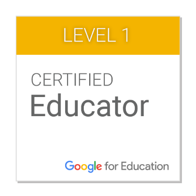 Google Level 1 Certification