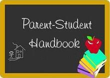 Parent-Student Handbook for 2018-2019 Thumbnail Image