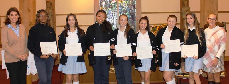 Students Receive The Michael Gordon Foundation Scholarship Award Featured Photo