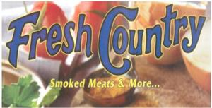 Fresh Country Meat Sales logo