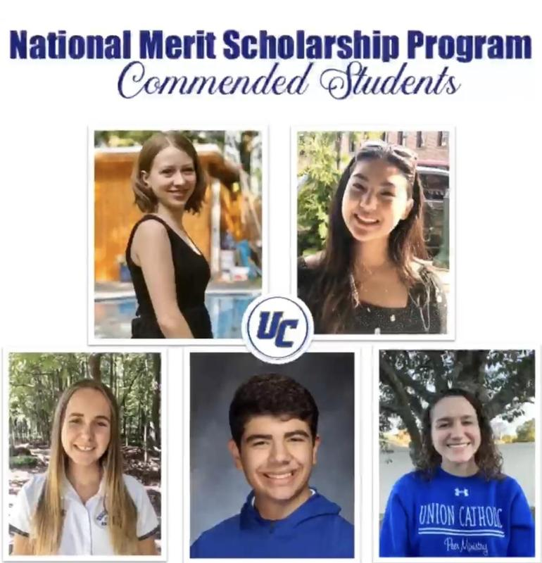UC's Allen, Chin, Coyne, Dohn, and Salameh named Commended Students in National Merit Scholarship Program Thumbnail Image