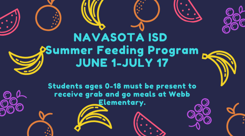 SUMMER FEEDING PROGRAM INFORMATION Featured Photo