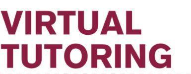 Free Virtual Tuturing/ ¡Tutoría virtual gratuita! Featured Photo
